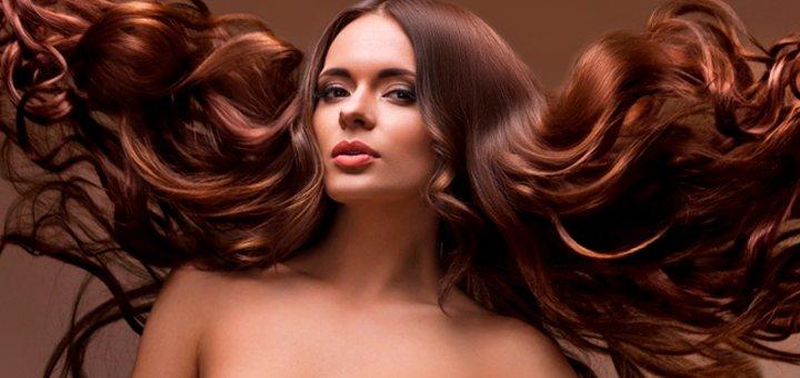 Полировка волос любого типа в салоне красоты «Винтаж»