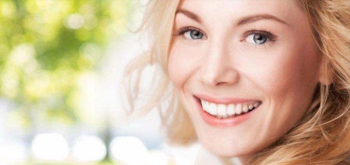 Профессиональное лазерное отбеливание зубов с фторированием в стоматологии «Your dent»