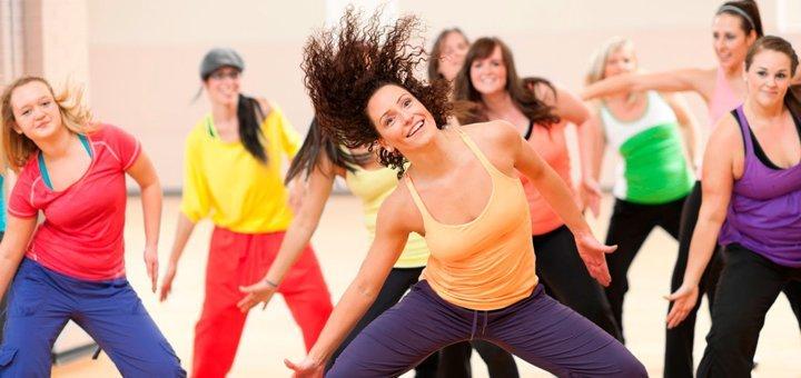 До 3 месяцев занятий Cardio dance latina в танцевальном центре «LUZ DE LUNA» с Илоной Клешниной