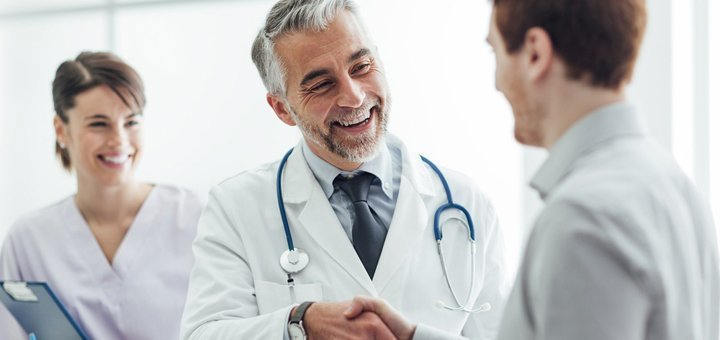 Обследование у невропатолога или терапевта в сети клиник имени В.В. Гальченко
