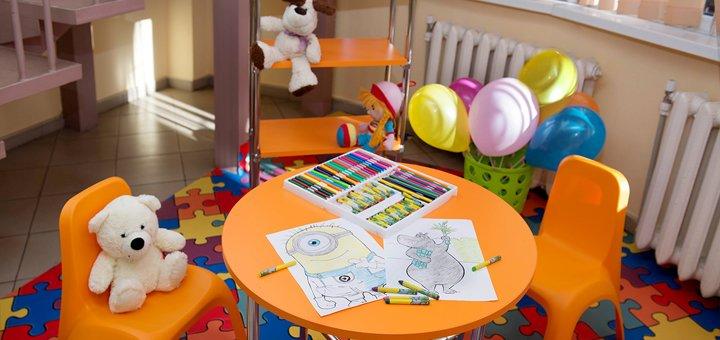 Обследование ребенка у лора в клинике «Бэби лор»