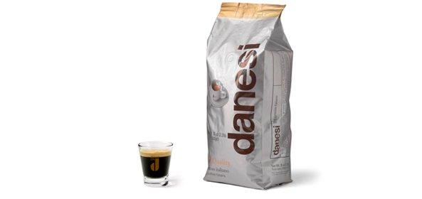 Скидка 15% на 1 кг итальянского кофе в зернах «Danesi Espresso Gold»
