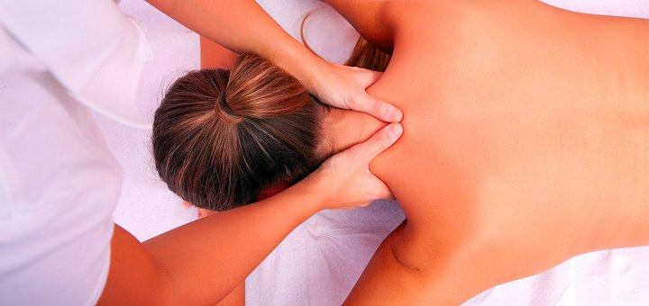 До 10 сеансов массажа шейно-воротниковой зоны от сервиса медицинских услуг «Pologi»