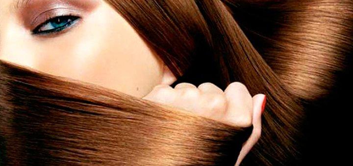 Процедура «Ботокс для волос» в cалоне красоты «Волшебный ноготок»
