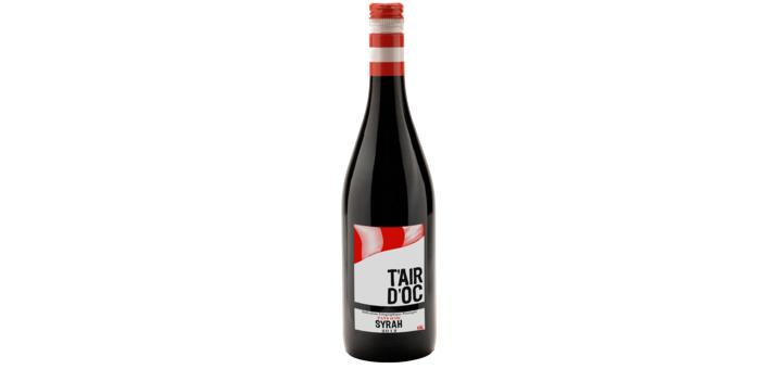 Скидка 37% на вино T`air D`oc