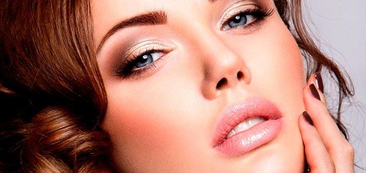 До 3 сеансов коррекции бровей, биозавивки и окрашивания ресниц от студии «Mona-Beauty»
