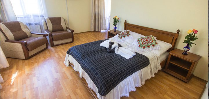 От 10 дней отдыха и оздоровления с двухразовым питанием в отеле «Орлан» в Рахове