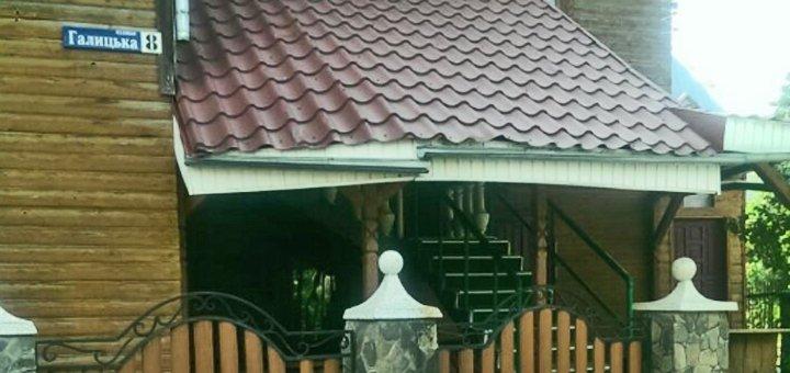 От 3 дней отдыха с питанием в отеле «Карпатські Роси» в Яремче