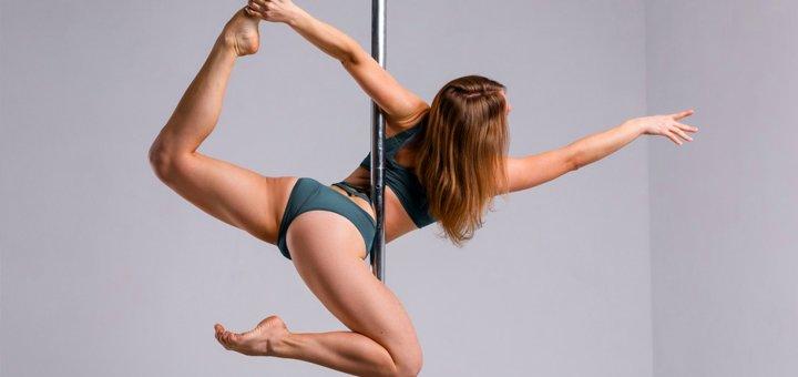 До 3 месяцев занятий Pole-Dance в танцевальной студии «Academy of Pole Dance»