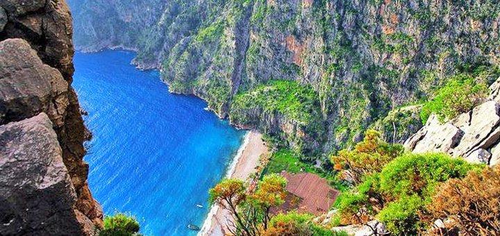 Пеший поход «Ликийская тропа» от туристического клуба «Wanderer»