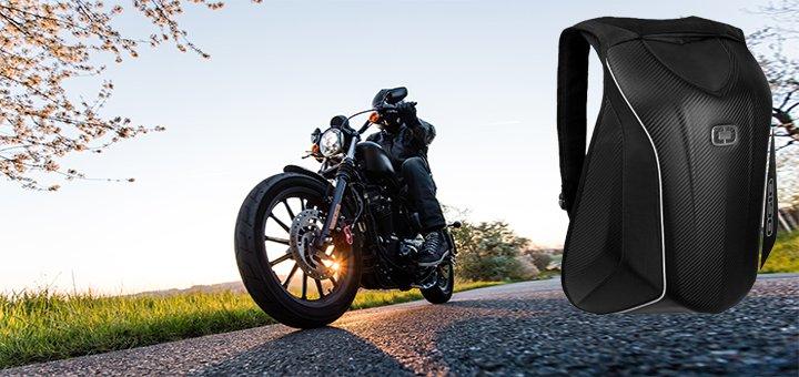 Скидка 10% на мотоциклетный рюкзак OGIO NO DRAG MACH 5!