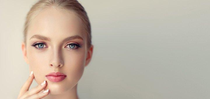 До 10 сеансов RF-лифтинга лица и шеи в салоне красоты «Марафет»