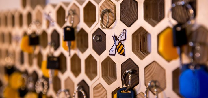 От 2 дней одыха в отеле «Bee Station» в Киеве