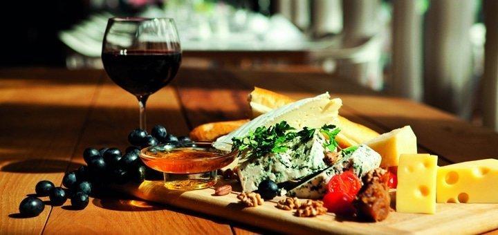 Cкидка до 50% на все меню кухни и французские вина в ресторане «Jardin»