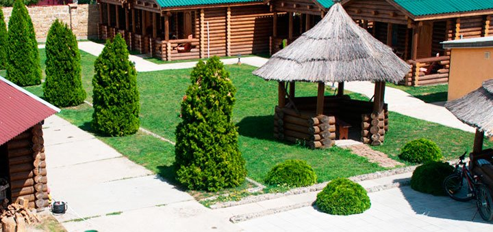 От 3 дней отдыха для двоих с питанием в VIP-коттедже комплекса «Paradise» на полуострове Хорлы