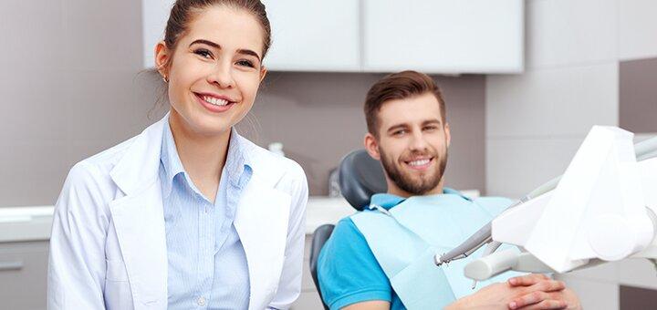 Скидка до 46% на установку зубных имплантов в стоматологическом центре «Dentopolis»