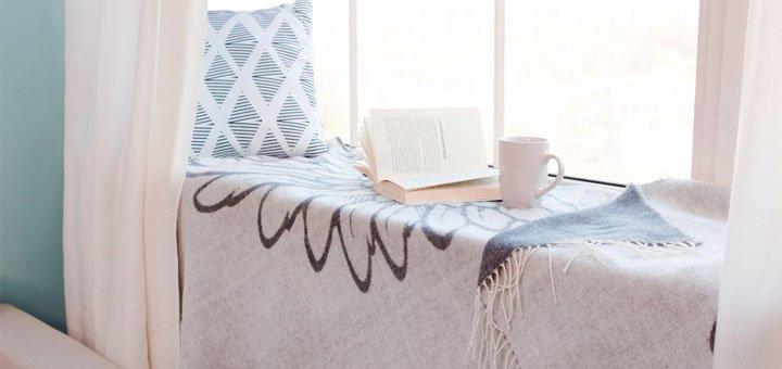 Скидка 25% на теплые одеяла, мягкие подушки и уютные пледы от украинского бренда SoundSleep!