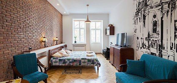 Скидки до 45% на квартиры посуточно во Львове!