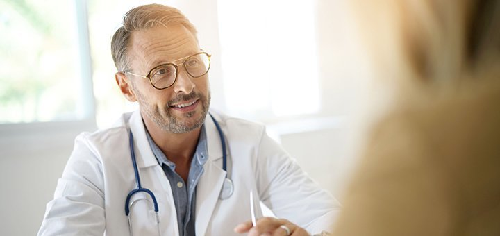 Обследование у хирурга в клинике «VIVA» на Шулявке