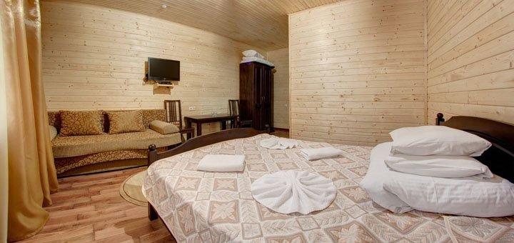 От 3 дней горнолыжного отдыха зимой в SPA-отеле «Villa Leku» в самом сердце Буковеля
