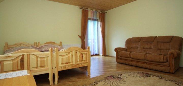 От 3 дней отдыха на Рождество с двухразовым питанием в отеле «Зербань» в Славском