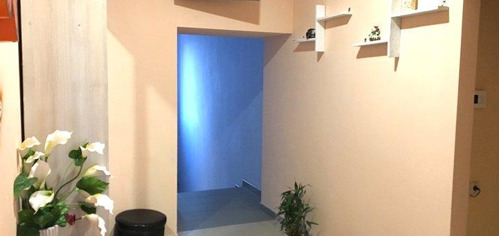 До 3 сеансов на маникюр, педикюр с покрытием гель-лаком и укреплением в «Монарх Beauty Studio»