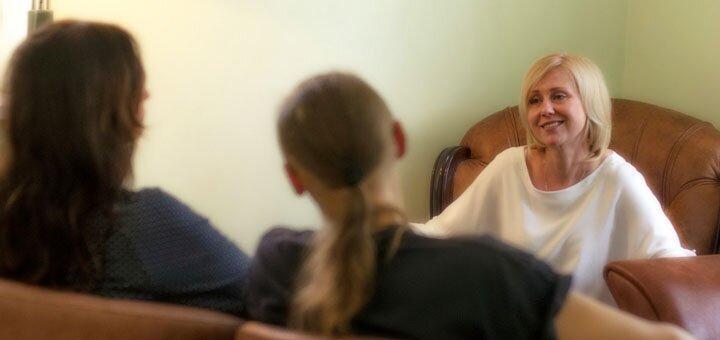 Групповая терапия с психоанализом для детей и взрослых в кабинете Светланы Борисовой