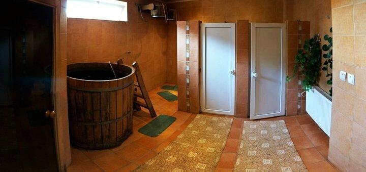 От 3 дней отдыха с завтраками и посещением бани в отельном комплексе «Палада» во Львове