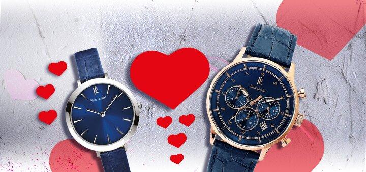 Покупай часы и выбирай вторые в подарок!