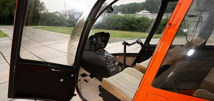 Скидка 30% на все вертолетные туры от авиакомпании «heli.com.ua»