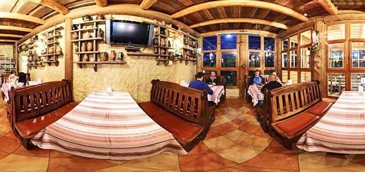 От 3 дней отдыха с пакетом дополнительных услуг в эко-отеле «Изки» в Закарпатье