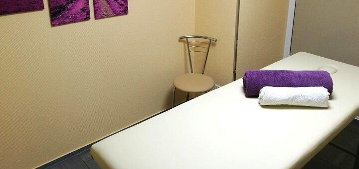 До 5 сеансов общего массажа тела в кабинете массажа «Elena Zolotaya»