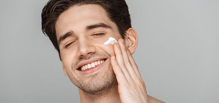Скидка до 76% на чистку лица для мужчин и подростков у косметолога Людмилы Грушко