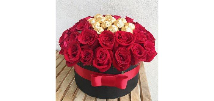 Скидка 15% от салона цветов, студии флористики «MaryAn Flowers»