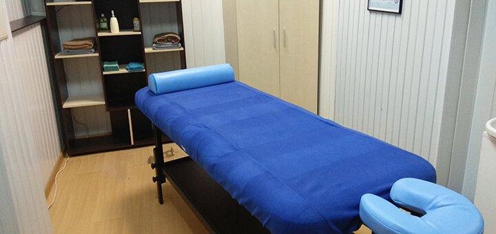 До 5 сеансов лечебного массажа от массажного центра «Respine»