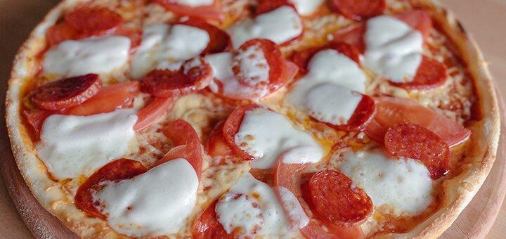 До 4 любых пицц в пиццерии «Pizza&Pasta TRATTORIA»