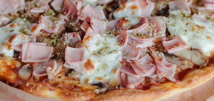 До 4 любых пицц и картофель фри в пиццерии «Pizza&Pasta TRATTORIA»