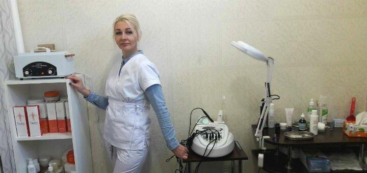 До 5 процедур ухода за лицом для сухой кожи в салоне красоты «Calendula Beauty Room»