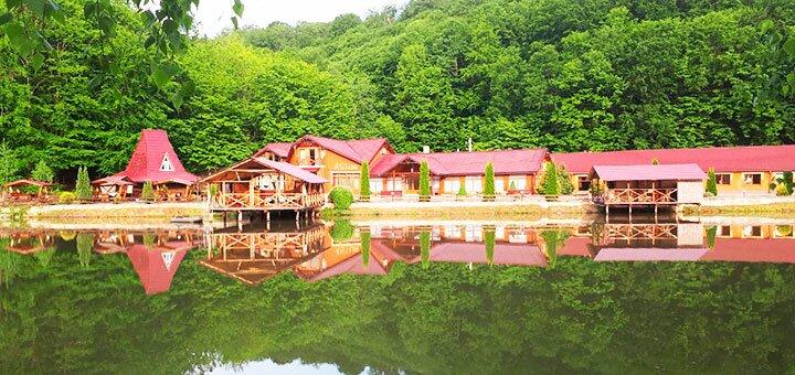 От 3 дней на все лето с питанием и пакетом услуг в SPA-отеле «Астур» на Закарпатье