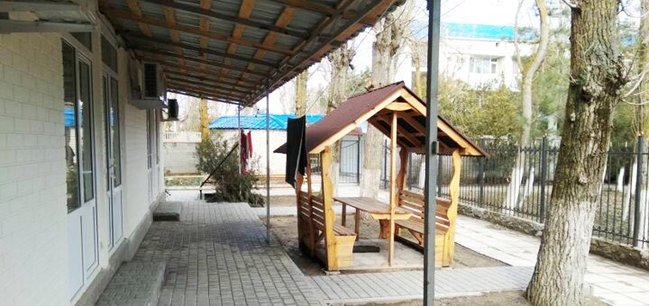 От 4 дней отдыха в отеле «Пляжный отель» в Коблево на берегу Черного моря