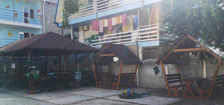 От 3 дней отдыха в пансионате «Авокадо» в Железном Порту на Черном море