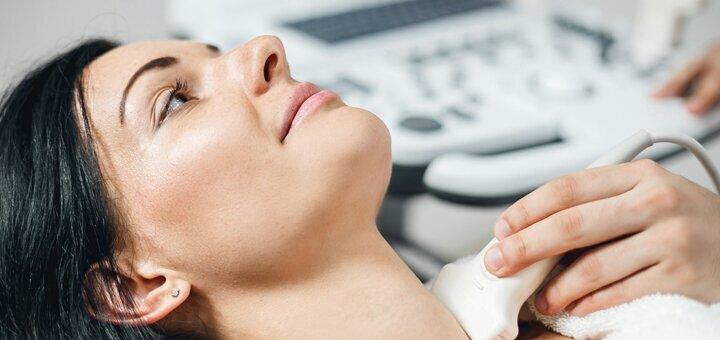 Допплерографическое исследование сосудов головы и шеи в медицинском центре «VV Clinic»