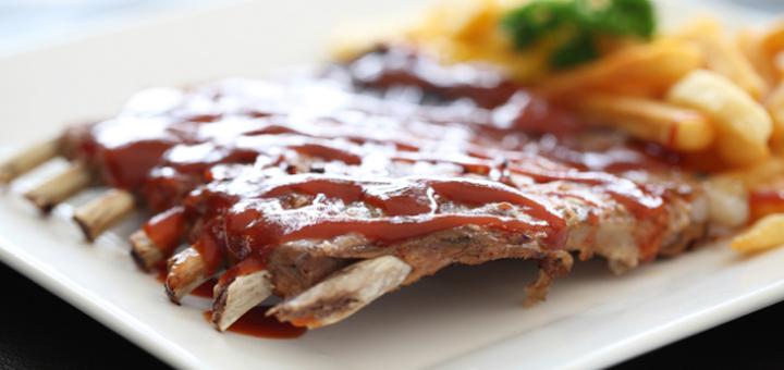 Скидка 50% на меню кухни в ресторане «Astoria»