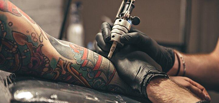 Скидка до 30% на татуировку или лазерное удаление тату в студии «Fusion»