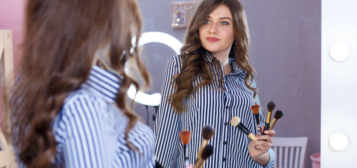 Скидка до 63% на профессиональный макияж от Алины Нименко