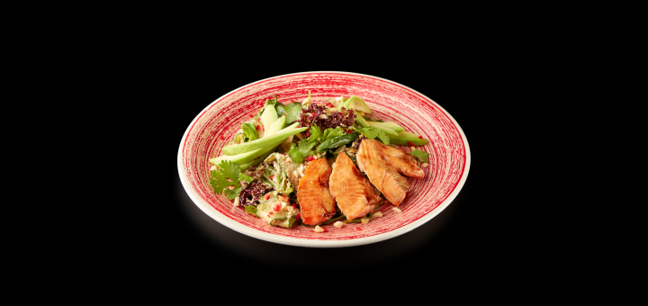 Скидка 50% на всё меню кухни, суши и WOK с доставкой или самовывозом от ресторана «UTKABAR»