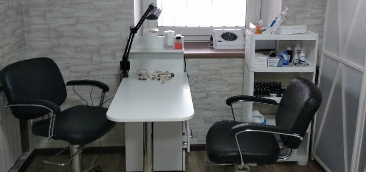 Коррекция и окрашивание бровей в студии Тины Хиврич
