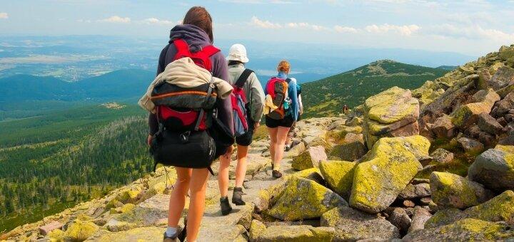 Трехдневный поход на Говерлу и Петрос от туристической компании «Anga Travel»