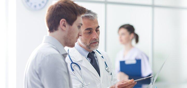 Обследование уролога-дерматовенеролога в амбулатории «Шанс»
