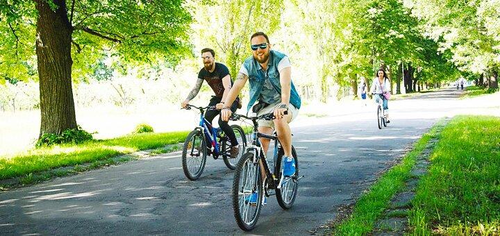 Скидка 47% на прокат велосипедов на ВДНХ (Южный вход) от компании «Velolife»